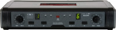 ECD wireless microphone system
