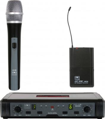 ECD dual channel wireless system