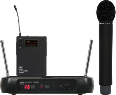 Galaxy Audio ECM Wireless Mic System