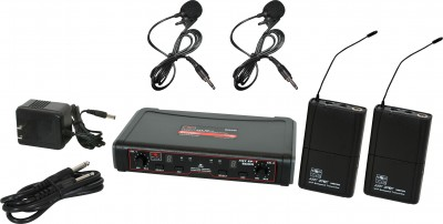EDXR microphone system