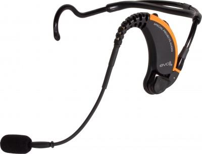 Evo True Wireless Headset Mic