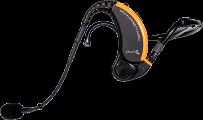 Evo True Wireless Headset Microphone Profile