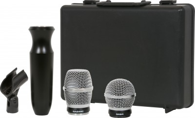 Ergomic GA64DH Wired Mic Kit