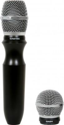 ergomic wired microphone