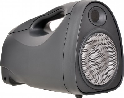 Group.X Lite Portable PA Speaker Right Angled image