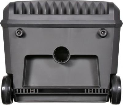 GXE Portable PA Speaker Bottom with Speaker Stand Insert Image