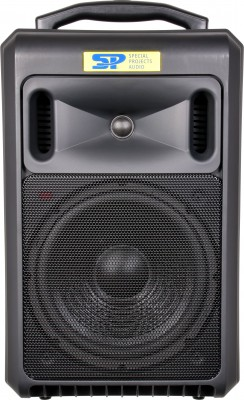 GXE Portable PA Speaker Front Image