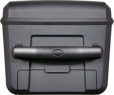 GXE Portable PA Speaker Top with Handle Shown Image