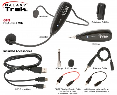 GT-S Headset System