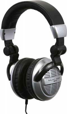 HP-3 Monitoring/DJ Headphones