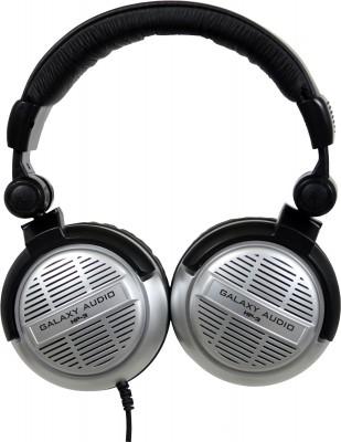 galaxy audio HP-3 headphones