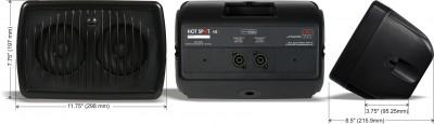 HS7 Passive Hot Spot PA Monitor