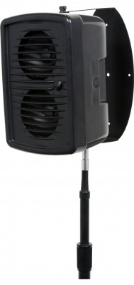 HS7 Hot Spot Personal Monitor with Wall/Stand Bracket