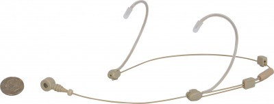 dual ear headset microphone