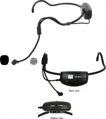 galaxy audio headset mic