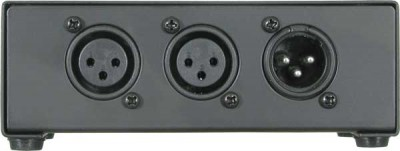 monitor microphone combiner
