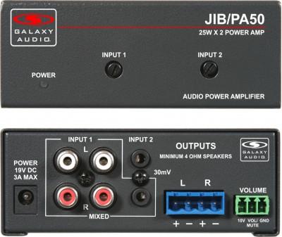 lightweight power amplifier