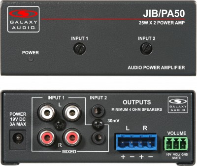 JIB/PA50