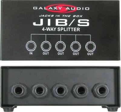 galaxy audio splitter