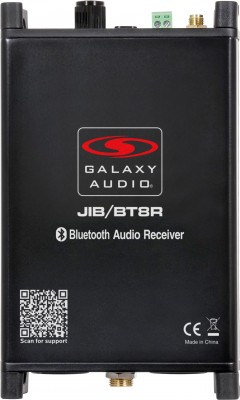 JIB/BT8R Portable Bluetooth Receiver