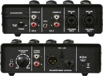 JIB/MM compact mixer