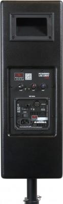 LA4D speakers