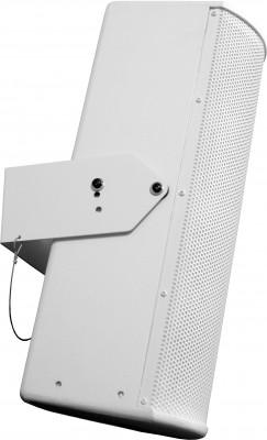 LA4DPMW powered line array speaker