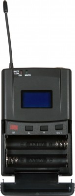 CTS Wireless Body Pack MBP85 Transmitter