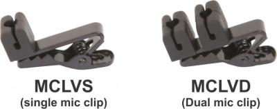 LV5 lavalier miniature microphones