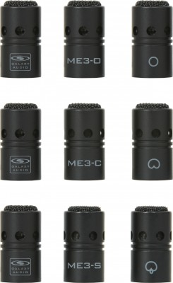 CBM-3 microphone elements