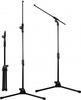 galaxy audio mic stand