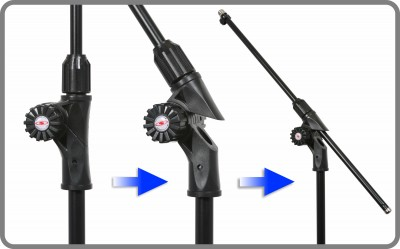 Mic Stand Transformation