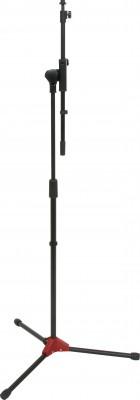 Shortened mic stand