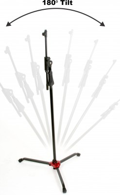 Galaxy Audio MST-T50 Mic Stand Tilt