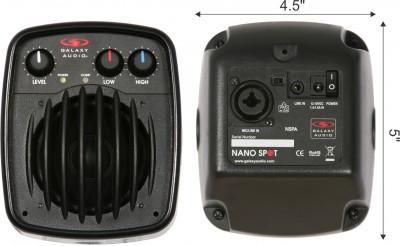 NSPA Compact Powered Nano Spot