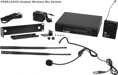 PSE Headset Wireless Mic System