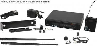PSE Lavalier Wireless Mic System