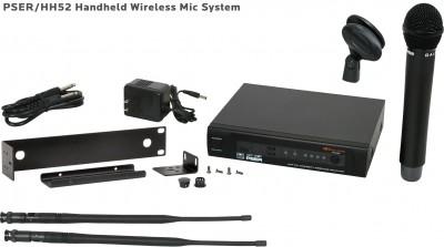 PSE Handheld Wireless Mic System
