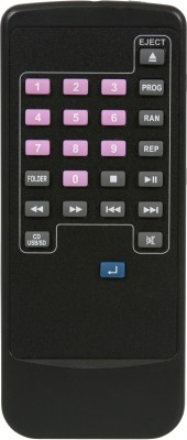 CD player Remote