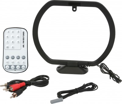 Tuner Antenna and Accessories