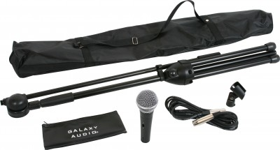 galaxy audio microphone kit