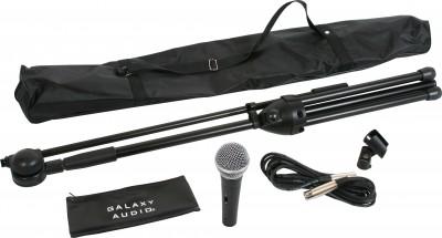 galaxy audio microphone kit