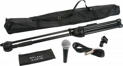 microphone package