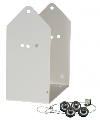 SAYBLA4-9 White Yoke bracket for LA4PM Line Array