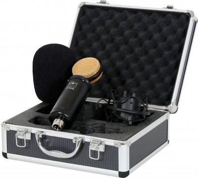 studio microphone case