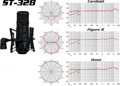 ST-328 classical condenser mic