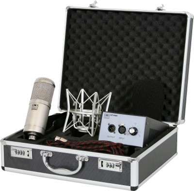 ST-634T tube condenser mic case