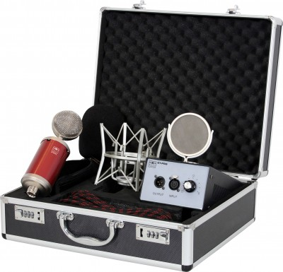 tube condenser microphone case