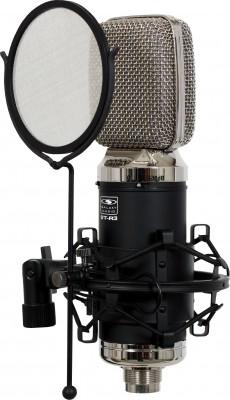 ribbon recording microphone