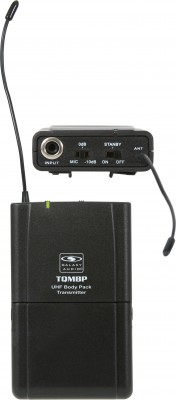 TQMBP body pack transmitter